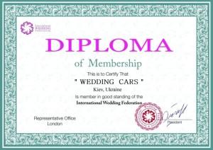 услуги авто на свадьбу