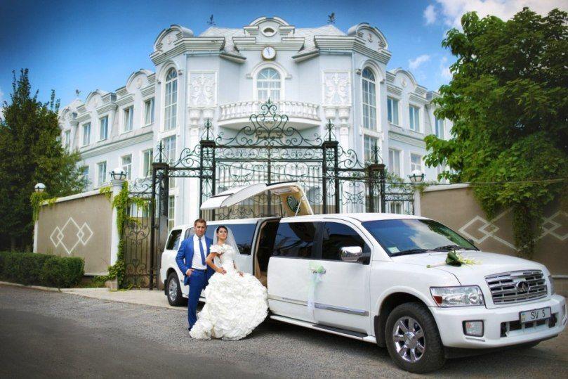 машина на свадьбу киев