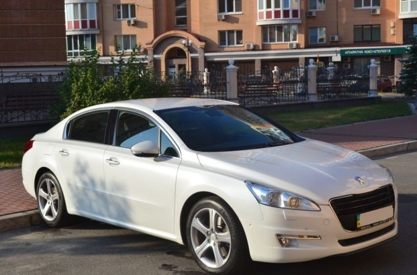 заказать авто на свадьбу киев