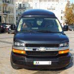 аренда микроавтобус Chevrolet