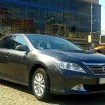 Toyota Camry v 50 на киносъемки