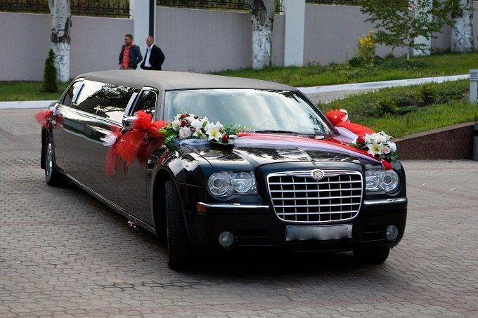 лимузин крайслер 300С