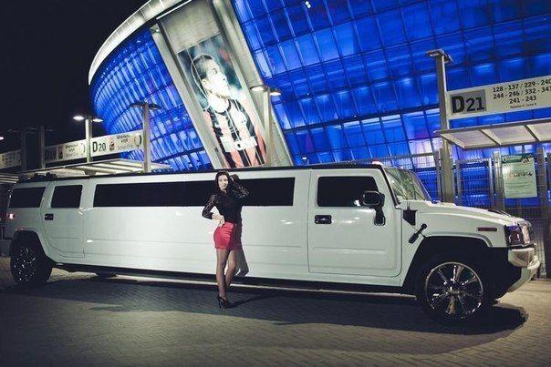 лимузин Киев