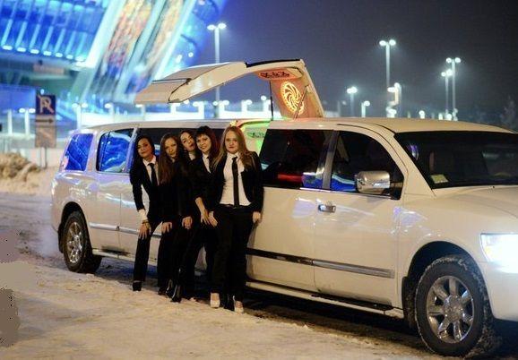 аренда лимузина киев