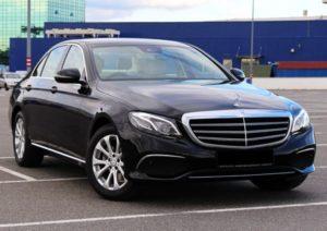 авто на свадьбу Mercedes