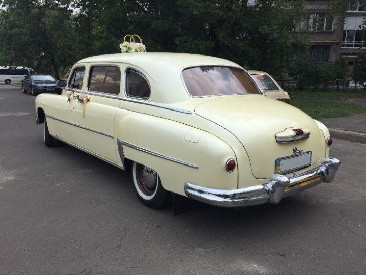 прокат ретро авто на свадьбу киев