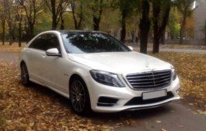 Mercedes w222 S63 Long