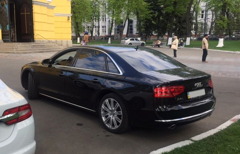 аренда ауди а8 киев