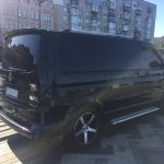 аренда микроавтобуса на свадьбу киев