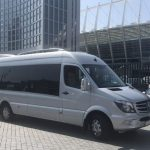 аренда автобуса на свадьбу спринтер вип 4