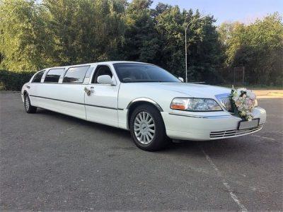 лимузин линкольн 8 мест