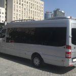автобус на свадьбу мерседес вип 4