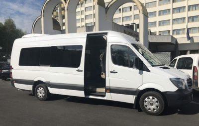 автобус мерседес спринтер вип 4 на свадьбу