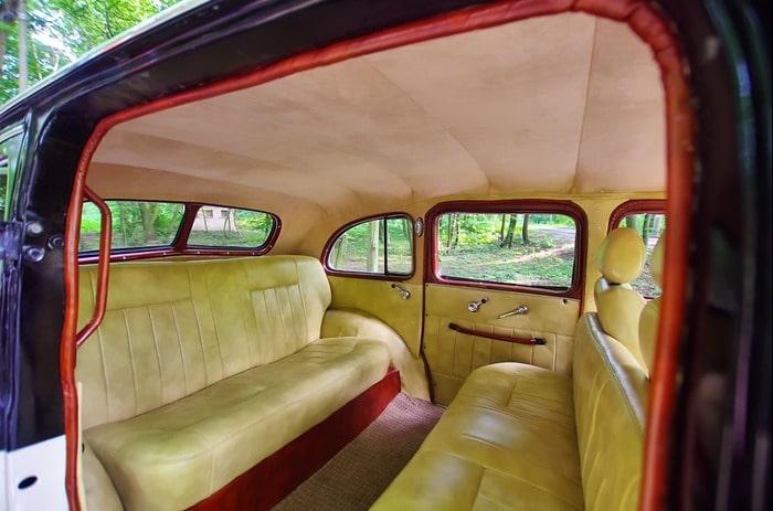 ретро авто бьюик фото салона