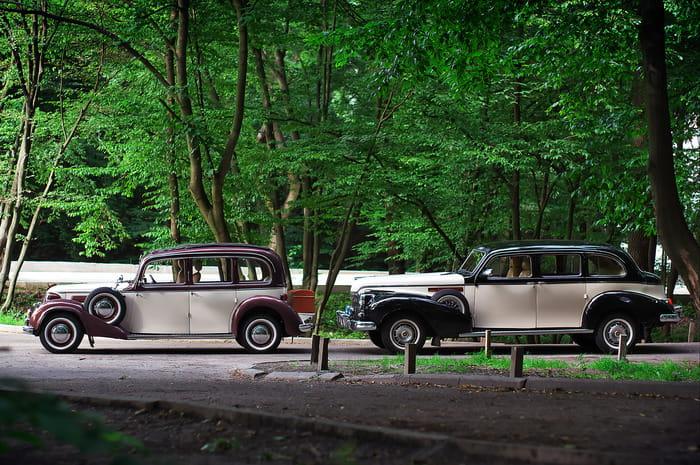 ретро авто бьюик на свадьбу киев