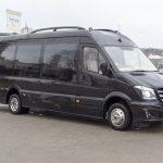 аренда VIP микроавтобуса мерседес спринтер на свадьбу