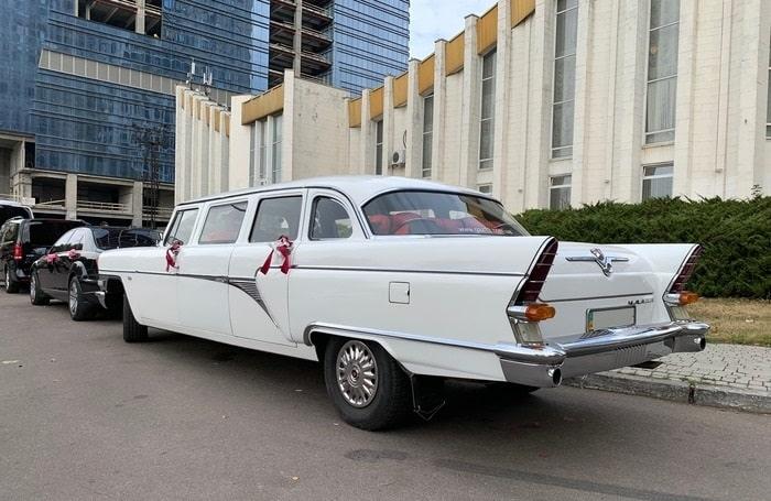 ретро машины на свадьбу в аренду