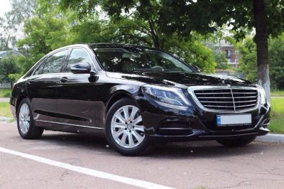 Mercedes w222 4matic