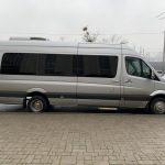 автобус мерседес спринтер на свадьбу
