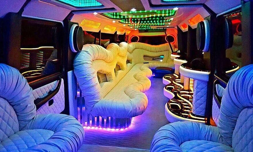 лимузин гелендваген g-класс на свадьбу фото салона